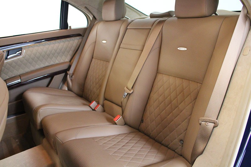 2008 Mercedes Benz S65 AMG 4 Door Sedan for sale