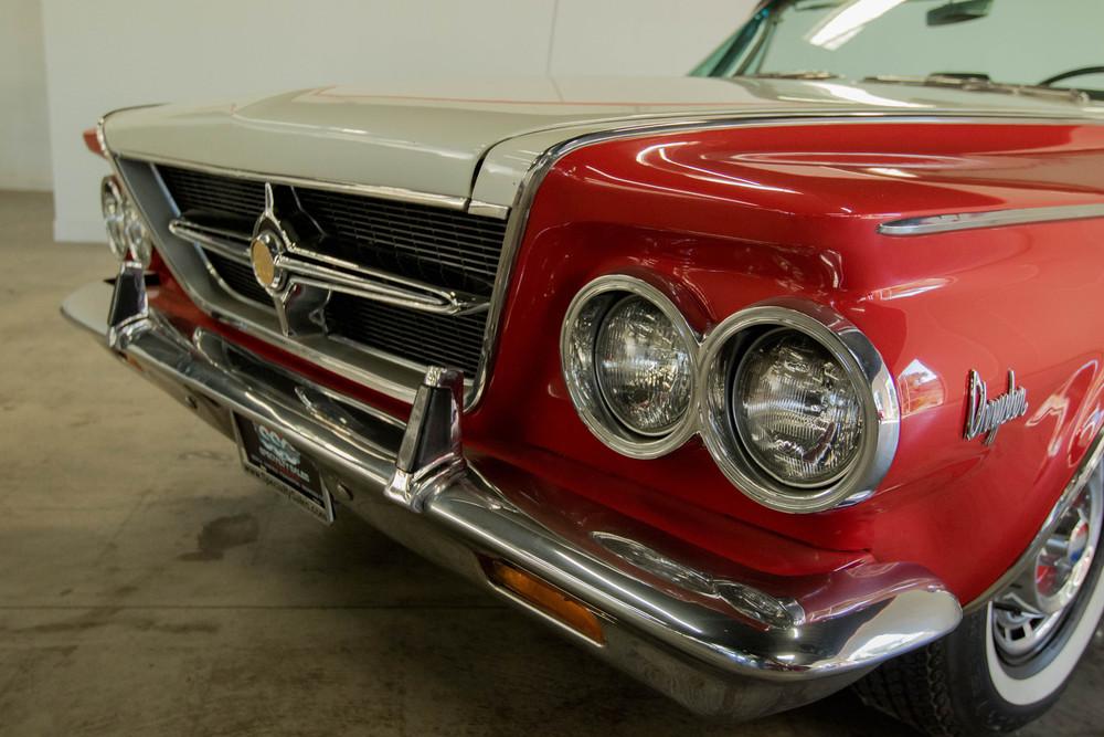 1963 Chrysler 300 Pace Setter 2 Door Convertible for sale