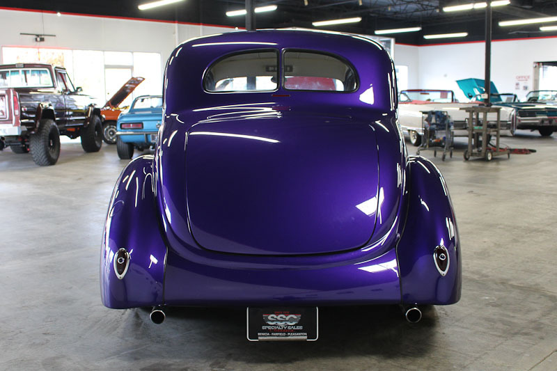 1938 Ford 81A Deluxe Body Club 2 Door Coupe for sale
