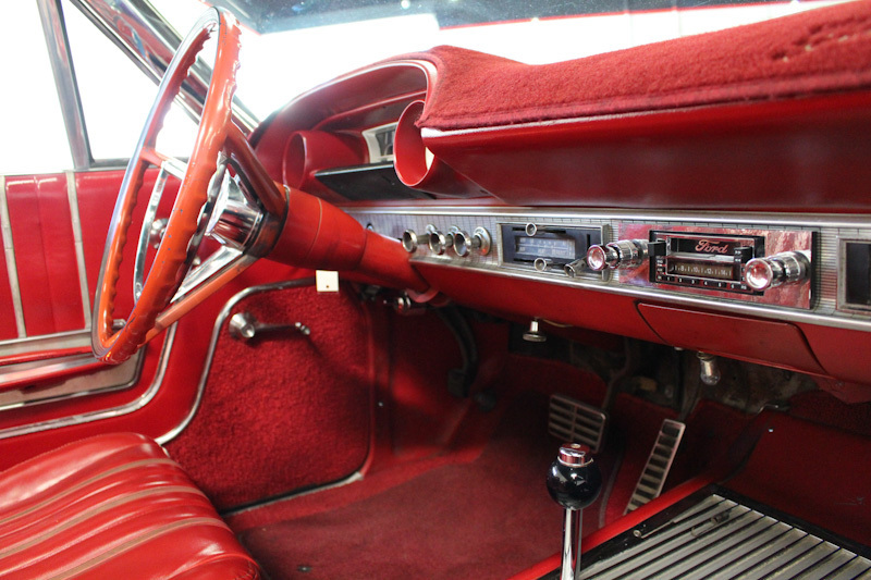 1963 Ford Galaxie 500 XL 2 Door Convertible for sale