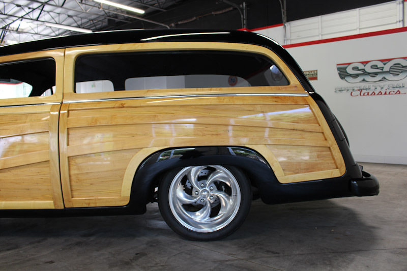 1951 Ford Custom Country Squire 2 Door Station Wagon for sale