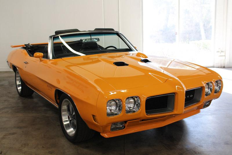 1970 Pontiac GTO 2 Door Convertible for sale