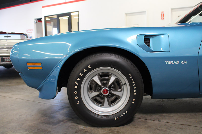 1970 Pontiac Firebird Trans Am Ram Air IV 2 Door Hardtop for sale