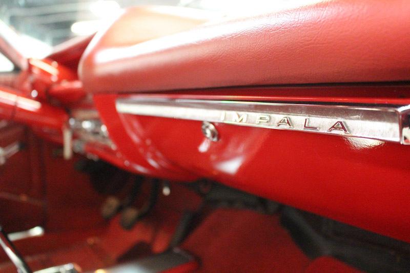 1964 Chevrolet Impala Super Sport 2 Door Hardtop Sport Coupe for sale