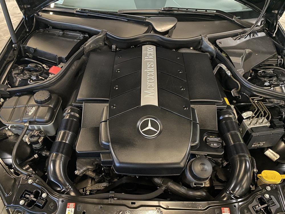 2004 Mercedes Benz CLK500 2 Door Coupe for sale