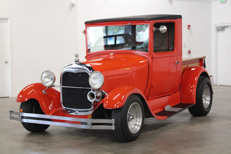 1929 Ford Model A 2 Door Pickup for sale