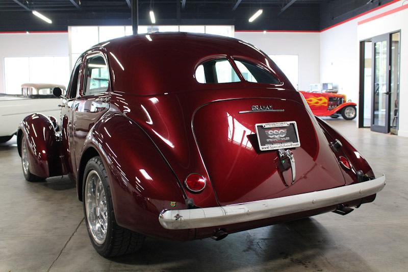 1941 Graham Hollywood 4 Door Sedan for sale