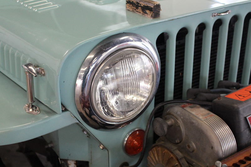 1948 Willys-Overland CJ2A Jeep Universal 4 Door Utility for sale