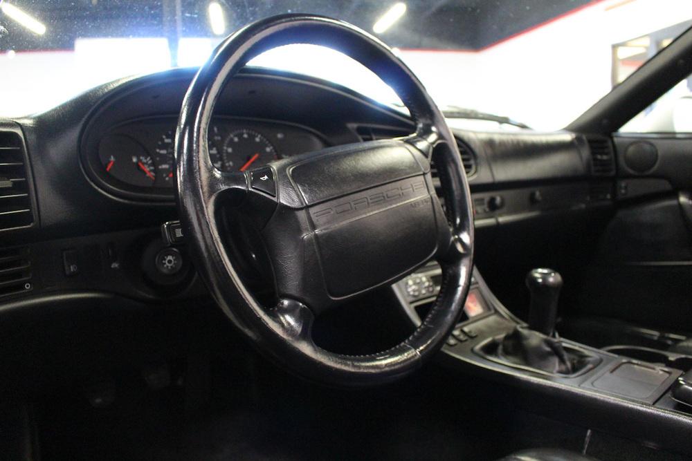 1994 Porsche 968 2 Door Cabriolet Coupe for sale