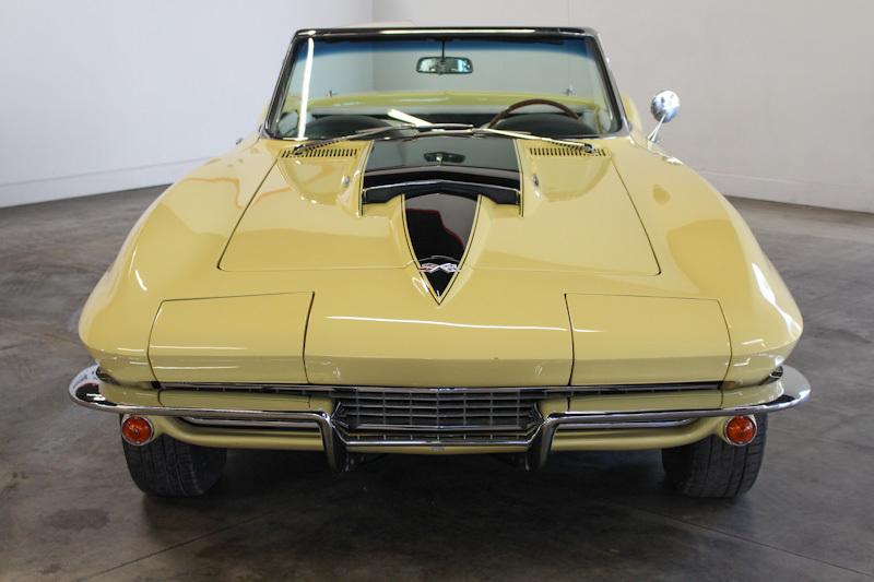 1967 Chevrolet Corvette Sting Ray 2 Door Convertible for sale
