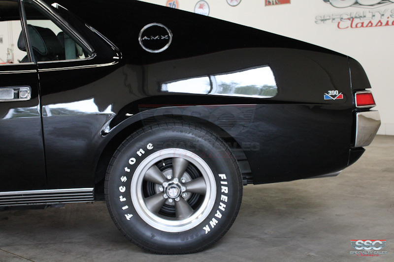 1968 AMC AMX 2 Door Fastback Coupe for sale