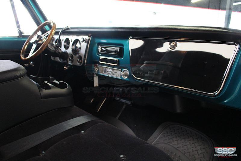 1972 Chevrolet C10 1/2 Ton 2 Door Pickup Stepside Shortbed for sale