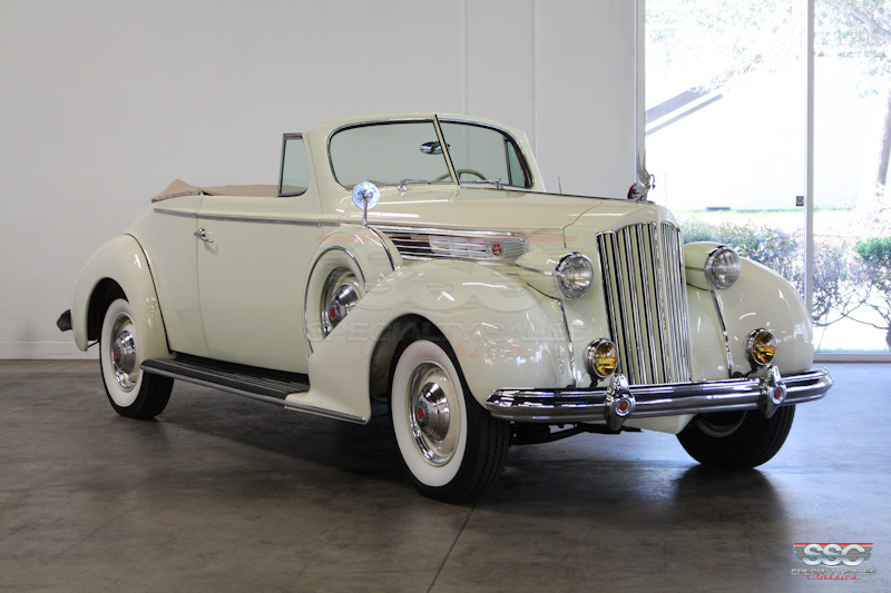 1939 Packard 1703 2 Door Convertible Coupe for sale