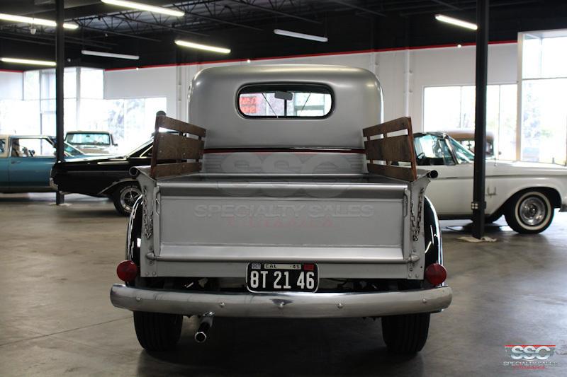 1946 Chevrolet 1/2 ton 2 Door pickup truck for sale