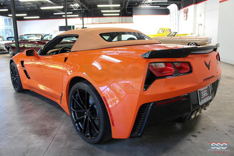 2019 Chevrolet Corvette Grand Sport 2 Door Convertible for sale