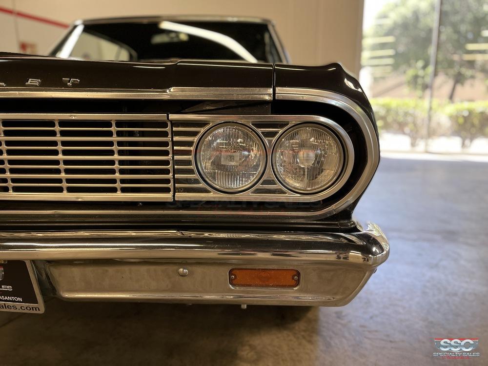 1964 Chevrolet Chevelle Malibu 2 Door Coupe for sale