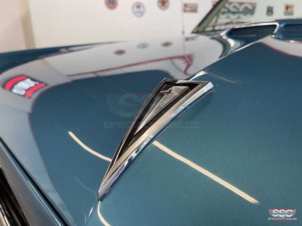 1967 Pontiac GTO 2 Door Convertible for sale