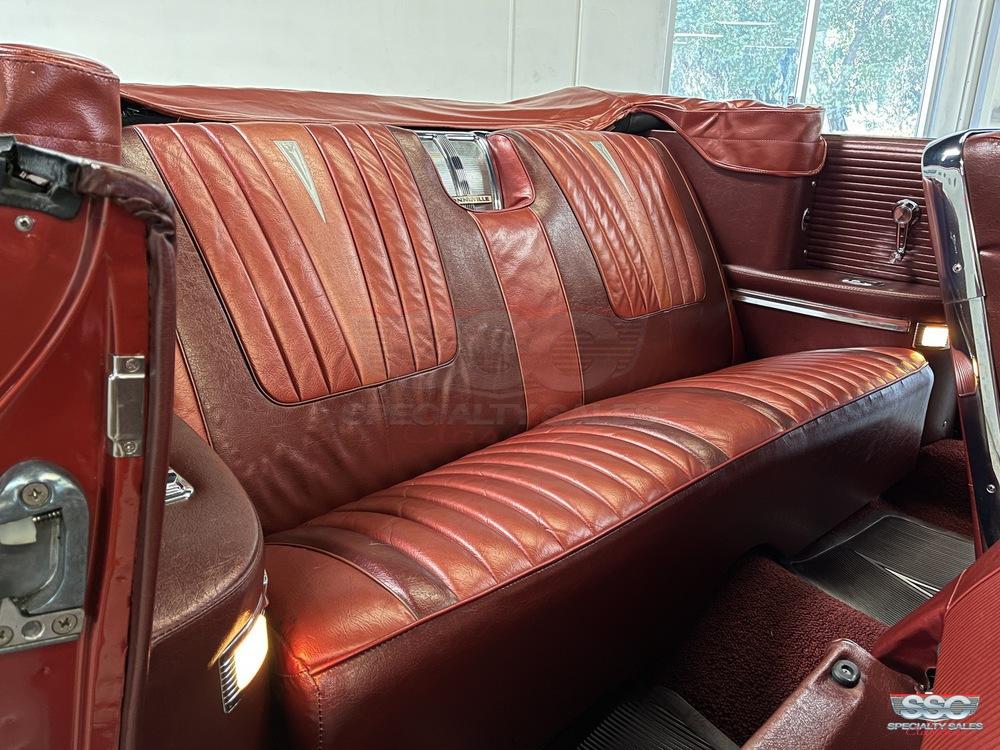 1962 Pontiac Bonneville 2 Door Convertible for sale