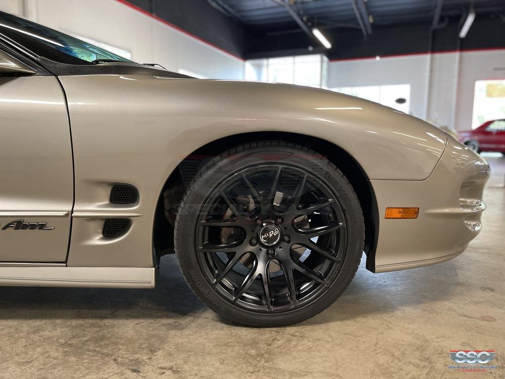 1999 Pontiac Firebird Trans Am WS6 2 Door Coupe for sale