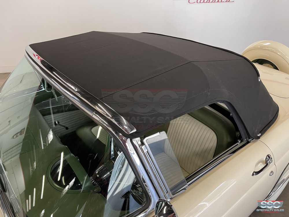 1956 Ford Thunderbird 2 Door w/Removable Hardtop for sale