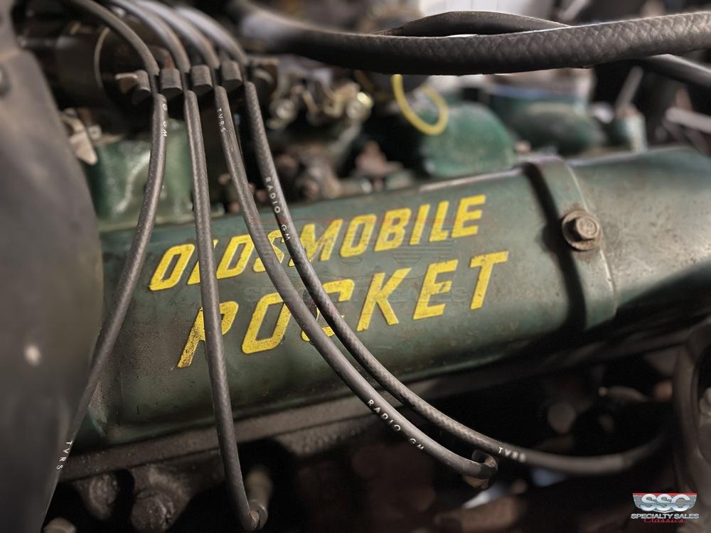 1955 Oldsmobile 88 2 Door Sedan for sale