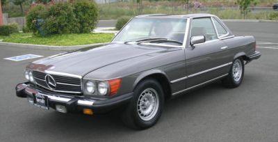 1984 Mercedes-Benz SL for sale
