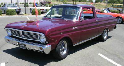 1965 Ford Falcon Ranchero 2 Door Pickup for sale