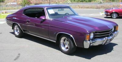 1972 Chevrolet Chevelle 2 Door Hardtop for sale