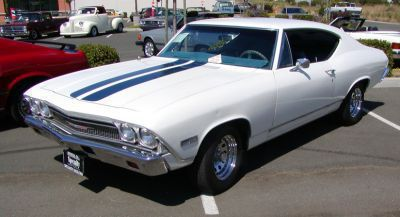 1968 Chevrolet Chevelle 300 2 Door Coupe for sale