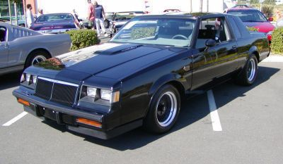 1986 Buick Regal Grand National 2 Door Coupe for sale