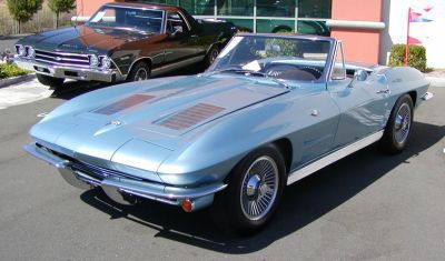 1963 Chevrolet Corvette 2 Door Convertible for sale