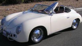 1957 Porsche 356 Replica 2 Door Convertible for sale