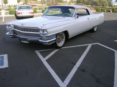 1964 Cadillac Deville 2 Door Coupe for sale