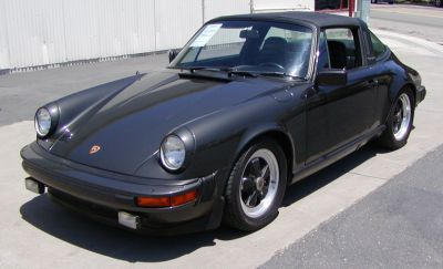 1982 Porsche 911 SC 2 Door Targa Coupe for sale