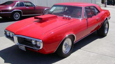 1967 Pontiac Firebird 2 Door Coupe for sale
