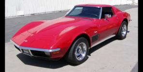 1971 Chevrolet Corvette 2 Door Coupe for sale