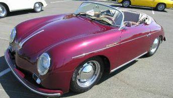 1957 Porsche 356A Speedster Replica 2 Door Convertible for sale