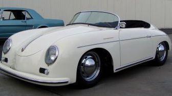 1957 Porsche 356 Speedster Replica 2 Door Convertible for sale